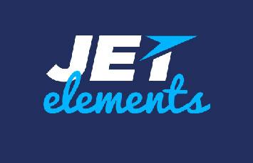 افزودنی جت المنتز برای المنتور پرو Jet Elements Elementor pro