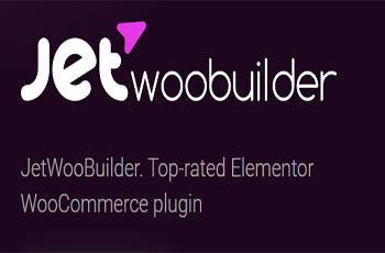 افزودنی جت ووکامرس برای المنتور پرو Jet Woo Builder For Elementor pro