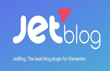 افزودنی جت بلاگ المنتور Jet blog Elementor