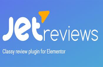 افزودنی جت مرور برای المنتور پرو Jet Review for Elementor pro