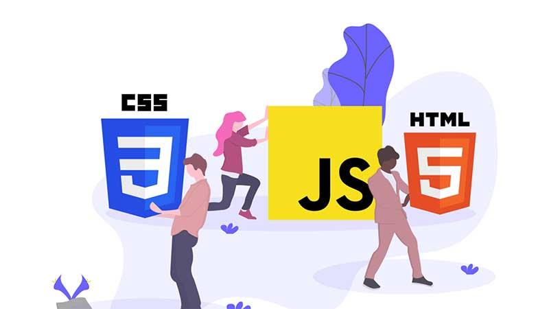 برنامه نویسی حداقل چند زبان مانند HTML CSS JS PHP ASP.NET و ...